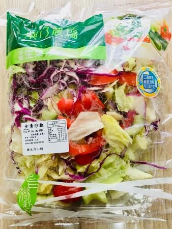 全素樂活生菜沙拉