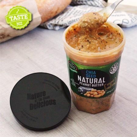 紐西蘭Mother Earth超級奇亞籽花生醬
