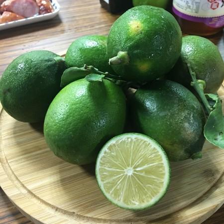有機轉型期香茅檸檬