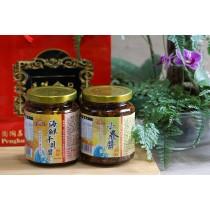 海鮮干貝醬&小卷醬禮盒組