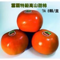 雪霸特級富有甜柿_7A